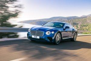 Тест-драйв Bentley Continental GT