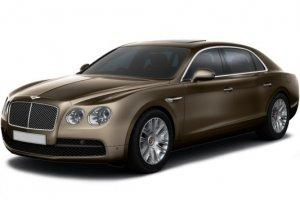 Тест-драйв Bentley Flying Spur V8