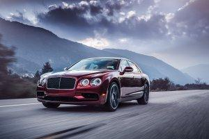 Тест-драйв Bentley Flying Spur V8 S