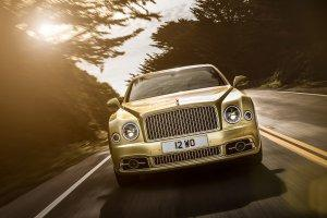 Тест-драйв Bentley Mulsanne Speed