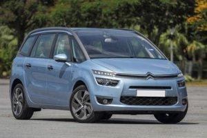 Тест-драйв Citroen Grand C4 Spacetourer