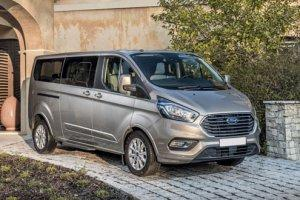 Тест-драйв Ford Tourneo Custom
