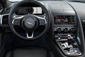 Тест-драйв Jaguar F-Type купе