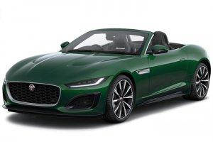 Тест-драйв Jaguar F-Type родстер
