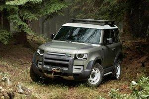 Тест-драйв Land Rover Defender