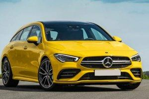 Тест-драйв Mercedes-Benz CLA Универсал