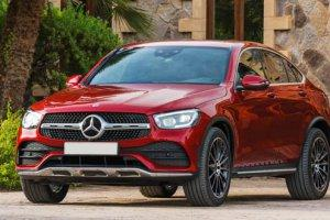 Тест-драйв Mercedes-Benz GLC Купе