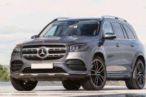 Тест-драйв Mercedes-Benz GLS