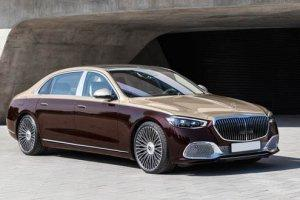 Тест-драйв Mercedes-Benz S-Class Maybach