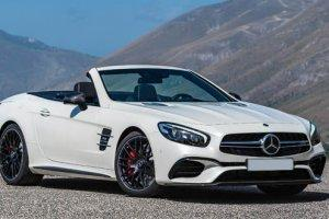 Тест-драйв Mercedes-Benz SL