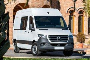 Тест-драйв Mercedes-Benz Sprinter