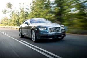 Тест-драйв Rolls-Royce Dawn