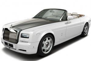 Тест-драйв Rolls-Royce Phantom Drophead Coupe