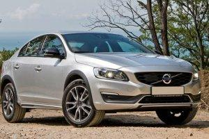 Тест-драйв Volvo S60 Cross Country